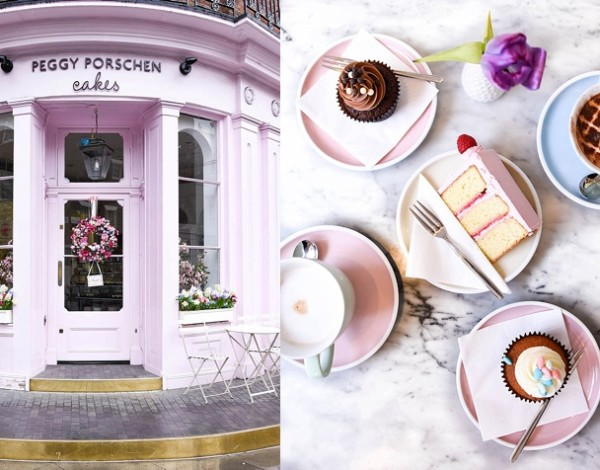 PEGGY PORSCHEN CAKES – LONDON